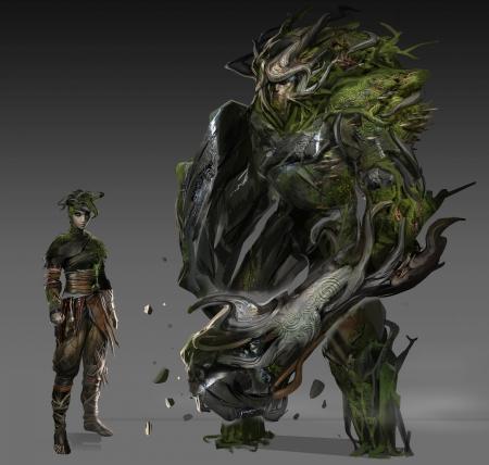 GreedFall: Erste Artworks zum Fantasy-Rollenspiel Greedfall.
