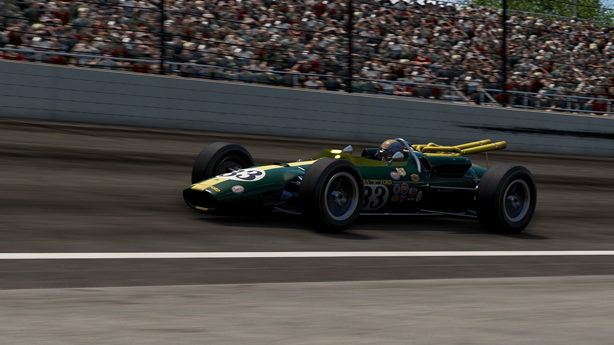 Project CARS 2: Lotus 38 - Coming