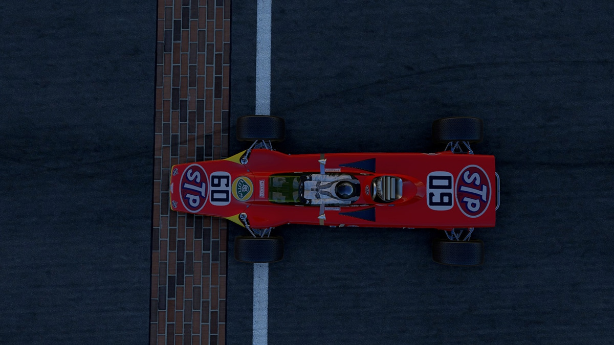 Project CARS 2: 1968 Chapman-Granatelli STP Pratt & Whitney twin-turbine Lotus 56 - Coming
