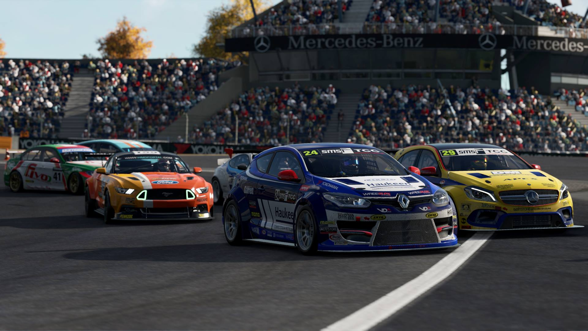 Project CARS 2: E3 2017 - Pictures