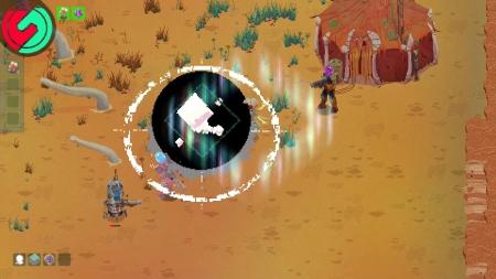 UnDungeon: Screen zum Pixelart Adventure UnDungeon.
