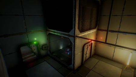The Turing Test: Screenshot zum Titel.