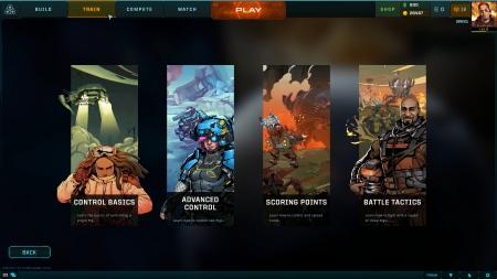 Dropzone: Screenshot zum Titel.