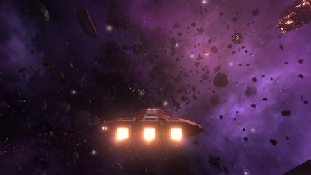 Avorion: Screenshot zum Titel.