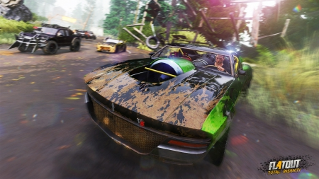 FlatOut 4: Total Insanity: Official Screenshots