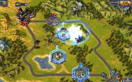 Codex of Victory: Screenshot zum Titel.