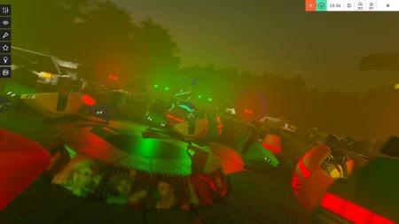 Virtual Rides 3 - Funfair Simulator: Screenshots aus dem Spiel