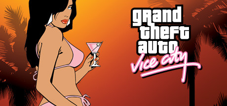 Logo for Grand Theft Auto: Vice City