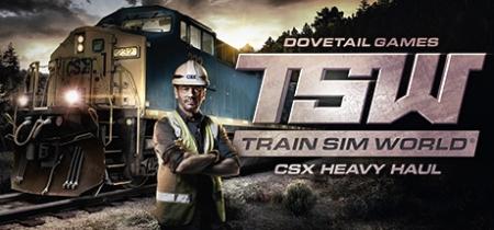 Train Sim World: CSX Heavy Haul - Train Sim World: CSX Heavy Haul