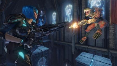 Quake Champions: Screen zum Spiel Quake Champions.