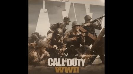 Call of Duty WW2: Geleakter Screen zum kommenden Spiel Call of Duty WW2.