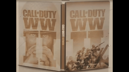 Call of Duty WW2: Geleakter Screen zum kommenden Spiel Call of Duty WW2.