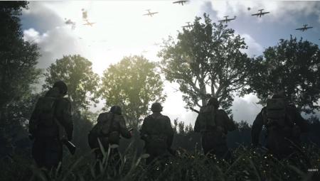 Call of Duty WW2 - Pre-Load der Offenen Mehrspieler Beta für PC Steam nun möglich