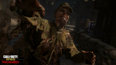 Call of Duty WW2: Call of Duty: WWII - Nazi Zombies