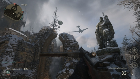Call of Duty WW2 - PC Update 11-13 veröffentlicht