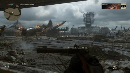 Call of Duty WW2 - Umfangreiches PC Update auf nächsten Dienstag verschoben