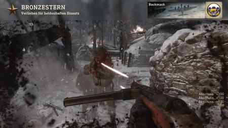 Call of Duty WW2: Screenshots aus der Open Multiplayer Beta