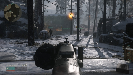 Call of Duty: WW2: Screenshots aus der Open Multiplayer Beta