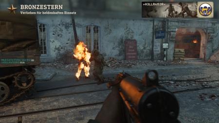 Call of Duty WW2 - PS4 Version soll 80GB Festplattenspeicher benötigen
