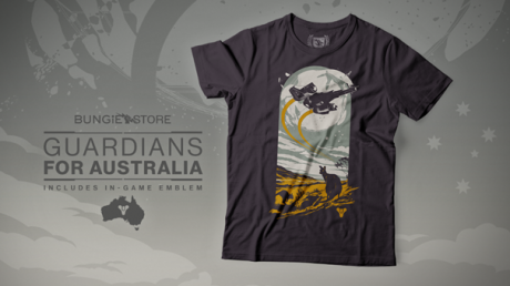 Destiny 2 - Bungies Guardians For Australia-Spendenaktion ist nun live