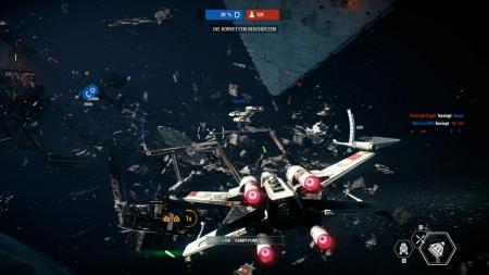 Star Wars Battlefront 2 - Update 1.1 nun online