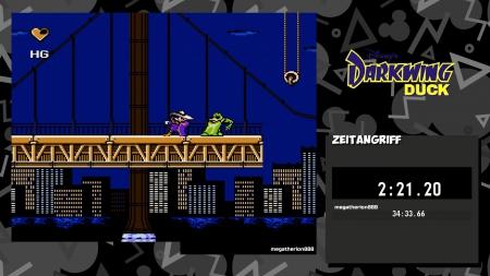 The Disney Afternoon Collection: Screenshots aus dem Spiel