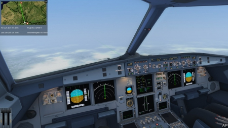 Ready for Take off - A320 Simulator: Screenshots aus dem Spiel
