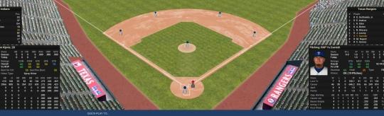 Out of the Park Baseball 18 - Geringfügige Verbesserungen ohne große Revolution