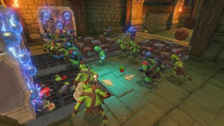 Orcs Must Die! Unchained: Screen zum Spiel Orcs Must Die! Unchained.