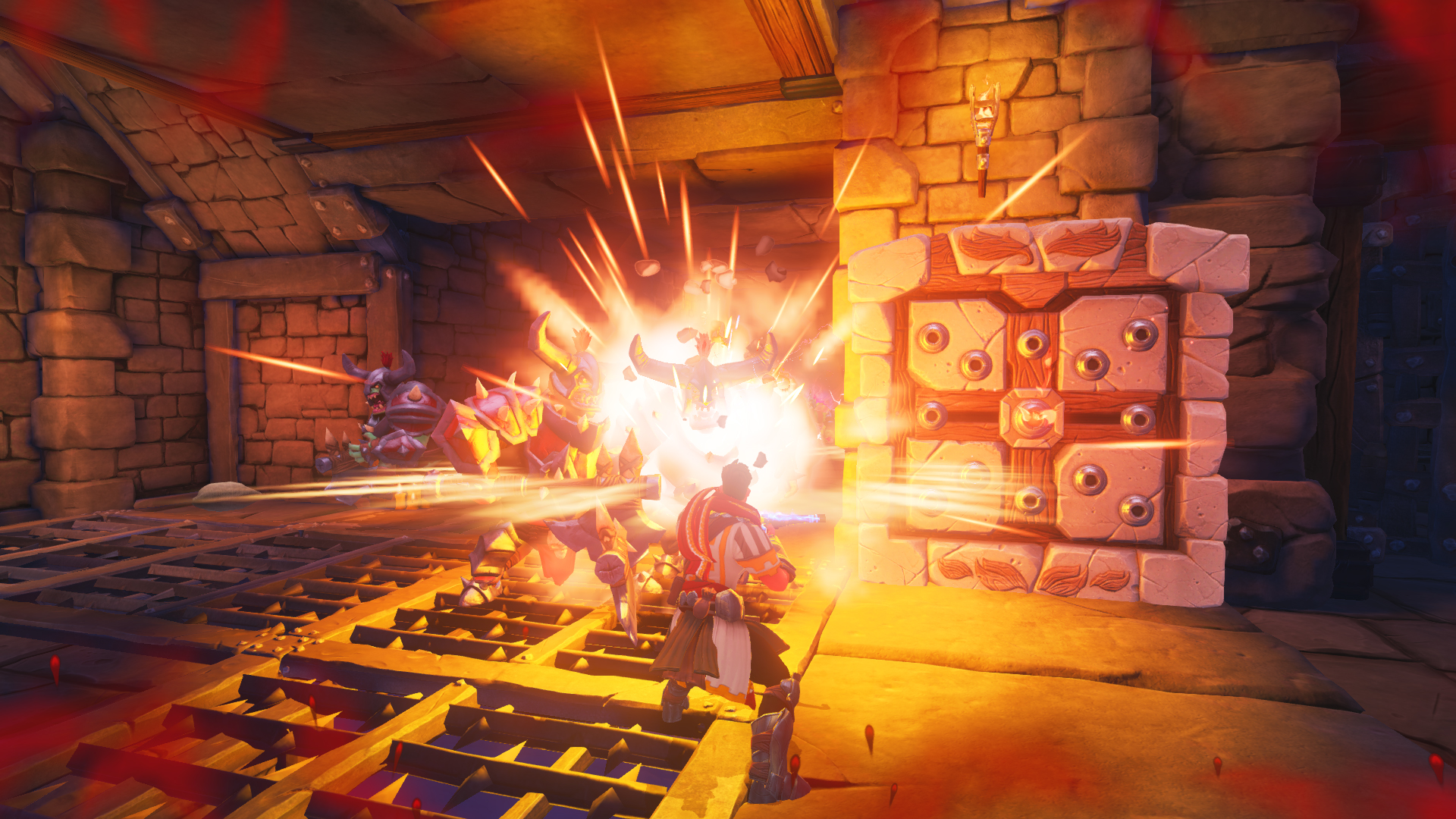 Orcs Must Die! Unchained: Screen zum Spiel Orcs Must Die! Unchained.