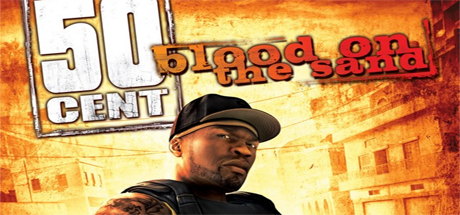 Logo for 50 Cent: Blood on the Sand