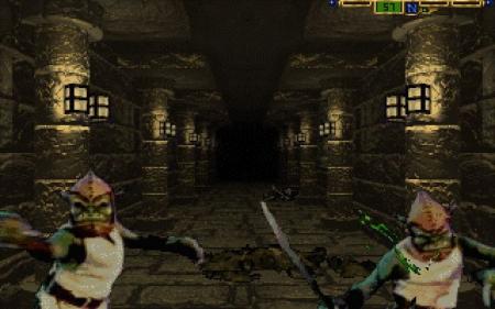 Stonekeep: Screen zum Spiel Stonekeep.