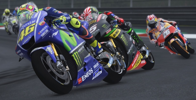 PS4 Test - MotoGP 17 Bringt die neue Managerkarriere wieder frischen Wind in den leicht verstaubten Umfang des Titels?