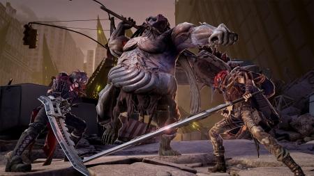 Code Vein: Blutdurst: Official Screenshots