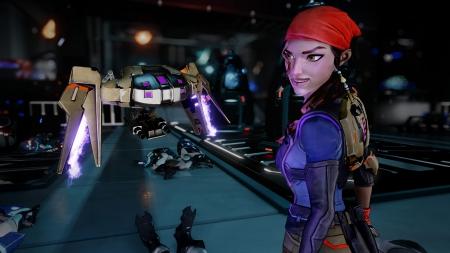 Agents of Mayhem: Screen zum Spiel Agents of Mayhem.