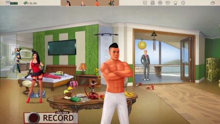 Porno Studio Tycoon: Screen zum Spiel Porno Studio Tycoon.