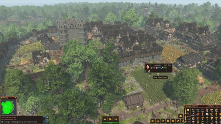 Life is Feudal: Forest Village: Screen zum Spiel Life is Feudal: Forest Village.