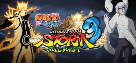 Naruto Shippuden: Ultimate Ninja Storm 3 Full Burst - Naruto Shippuden: Ultimate Ninja Storm 3 Full Burst