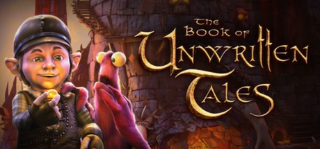 Logo for The Book of Unwritten Tales