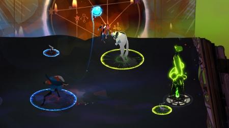 Pyre: Screen zum Spiel Pyre.