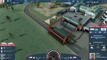 Transroad USA: Screenshots aus dem Spiel