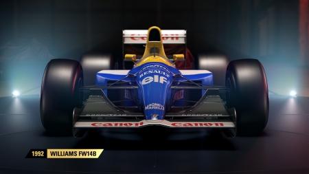 F1 2017 - Zwei weitere klassische F1 Boliden von Williams vorgestellt