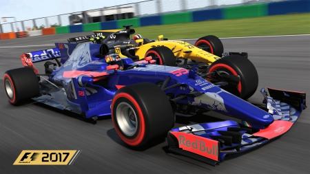 F1 2017 - Überarbeitete Lackierungen und Zuschauer Modus kommen zum nächsten Update