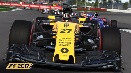 F1 2017 - Season Update mit Zuschauer- und Fotomodus online