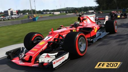 F1 2017: Sports Update 1.9