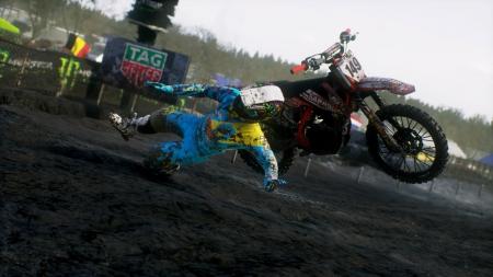 MXGP3 - The Official Motocross Videogame: Screenshots aus dem Spiel