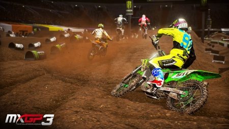MXGP3 - The Official Motocross Videogame: DLC-Erweiterung Monster Energy SMX Riders Cup