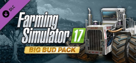 Landwirtschafts-Simulator 17 - Big Bud Addon - Landwirtschafts-Simulator 17 - Big Bud Addon
