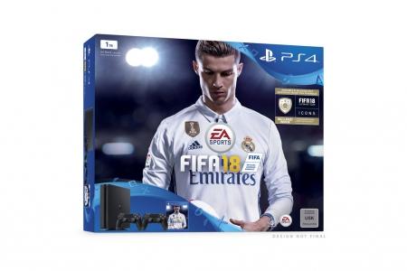 FIFA 18 - Sony und Electronic Arts stellen PS4-Bundle vor