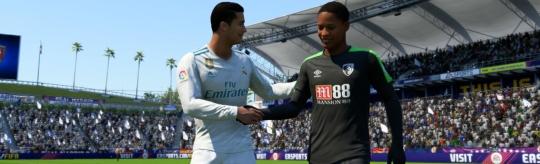 FIFA 18 - Hunter glänzt - Standard Modi nur bedingt